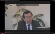 Gonzalo Garcia Nuñez au colloque de l'IdA le 18/11/2011 à Rennes