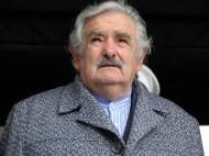 Jose Mujica, président de l'Uruguay