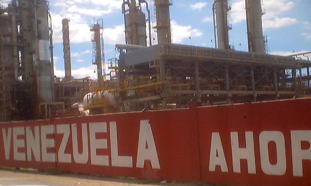 Le groupe pétrolier public PDVSA