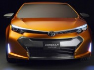 Toyota  construira la nouvelle Corolla au Mexique