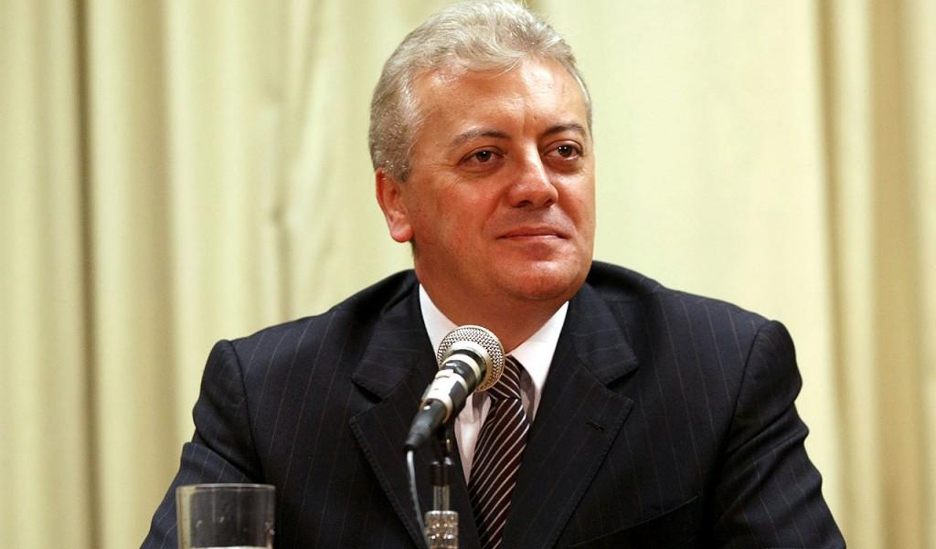 Aldemir Bendine, directeur général de Petrobras depuis février 2015