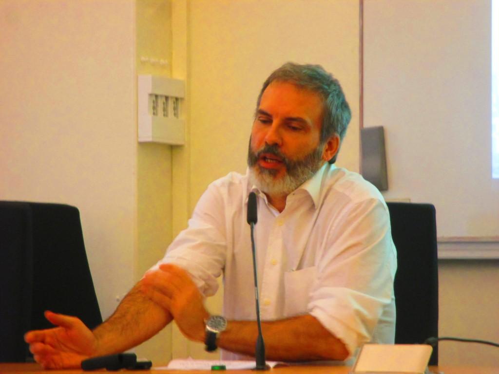 L'urbaniste brésilien João Sette Whitaker Ferreira